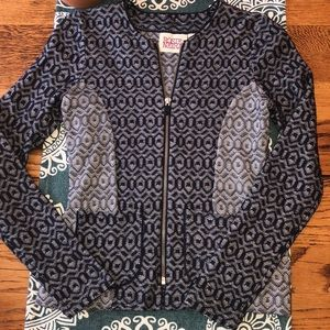 NWT Anthropologie Rosie Neira Full Zip Sweater